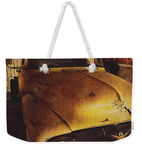 V8 Weekender Tote Bag