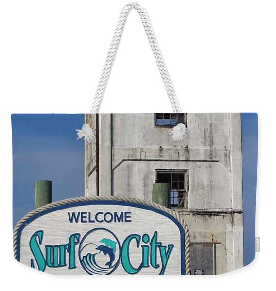 Vacation Destination  Weekender Tote Bag