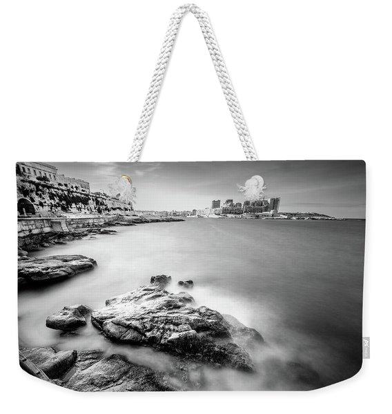 Valetta Weekender Tote Bag