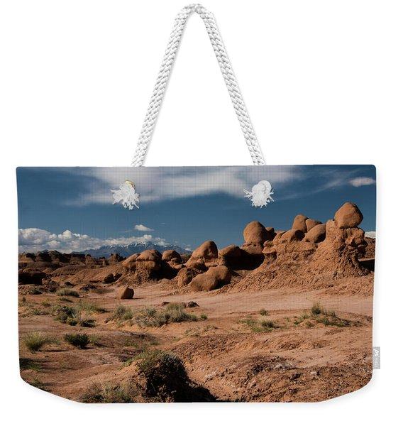 Valley Of The Goblins Weekender Tote Bag