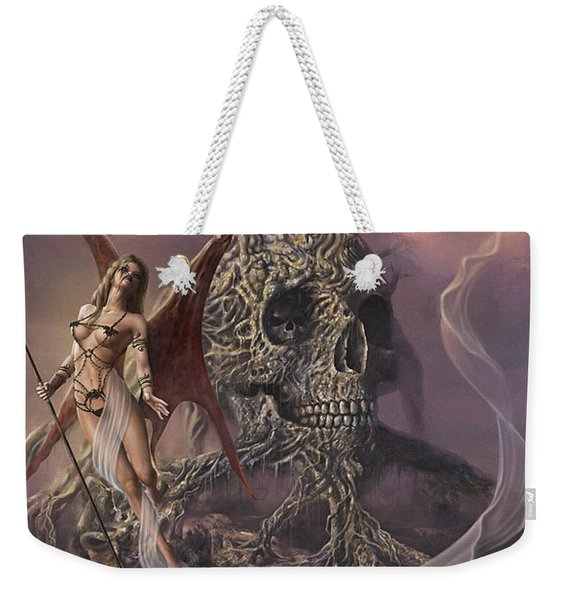 Vampis Lair Weekender Tote Bag