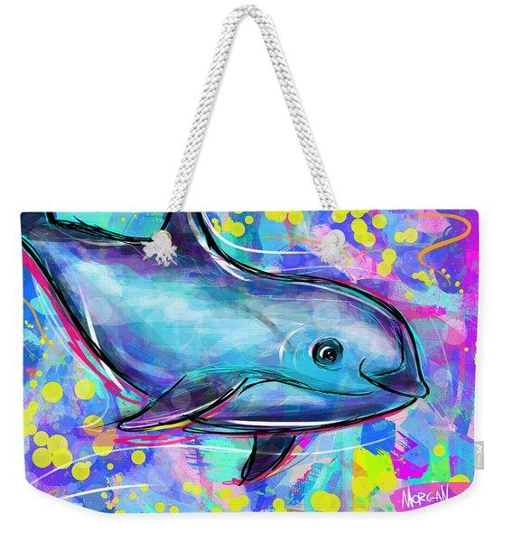 Vaquita Weekender Tote Bag
