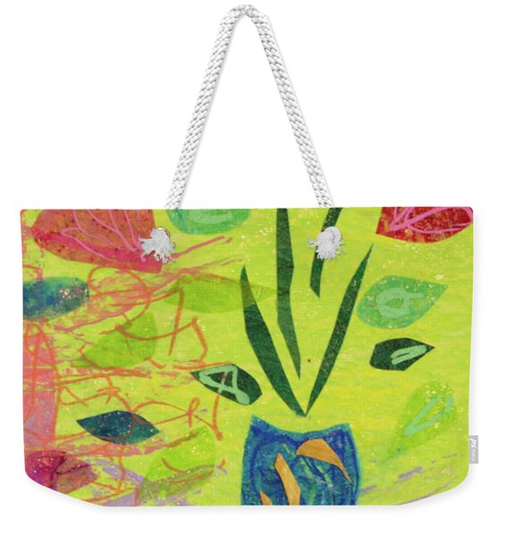 Vase Full Of Love Weekender Tote Bag
