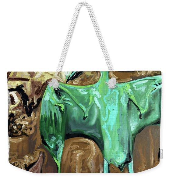 Vega Weekender Tote Bag