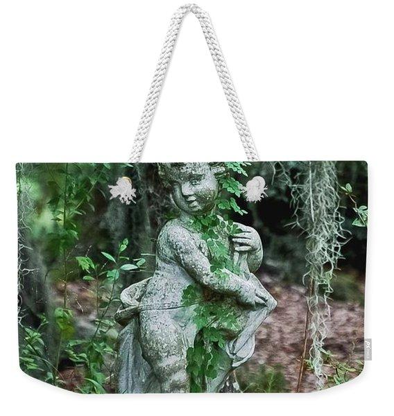 Veil Of Vines Weekender Tote Bag
