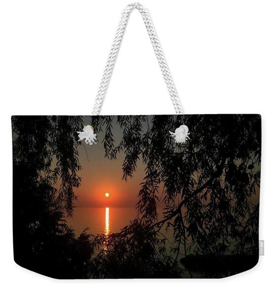 Veil Weekender Tote Bag