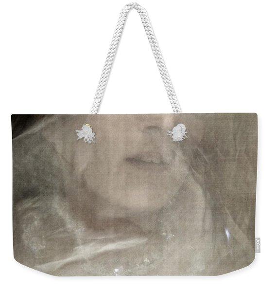 Veiled Princess Weekender Tote Bag