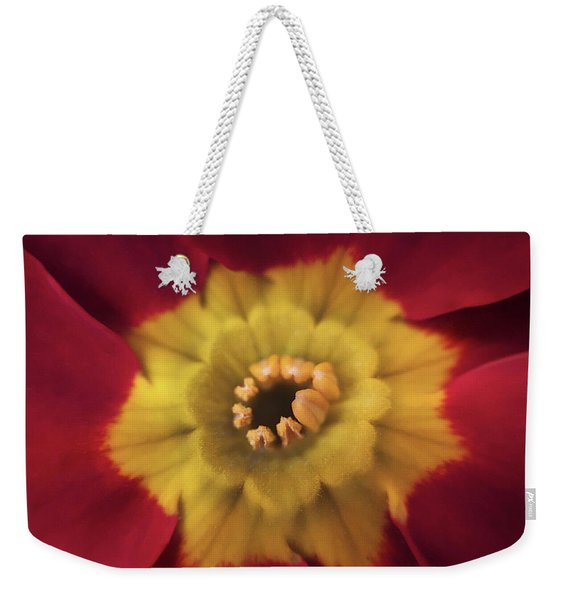 Velvet Crush Weekender Tote Bag