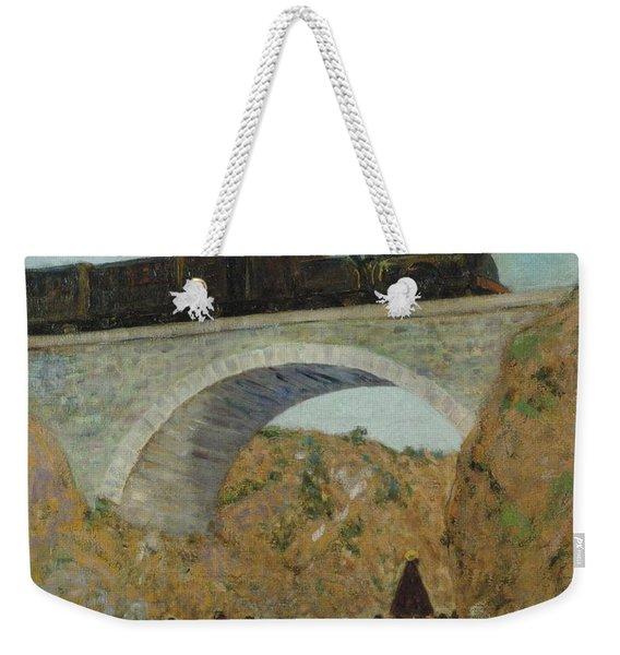 Vendredi Saint En Castille Weekender Tote Bag