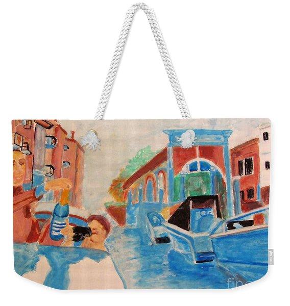 Venice Celebration Weekender Tote Bag