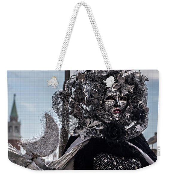 Venice Mask 19 2017 Weekender Tote Bag