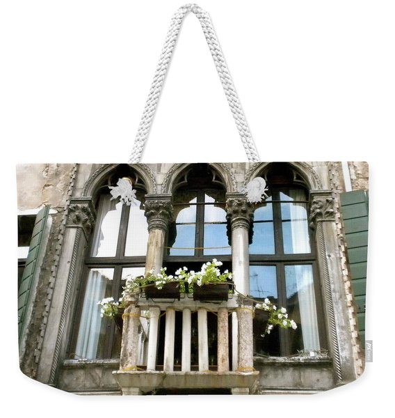 Venice Windowscape Weekender Tote Bag