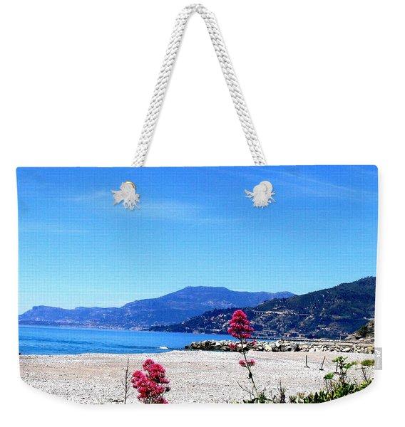 Ventimiglia Italia Weekender Tote Bag