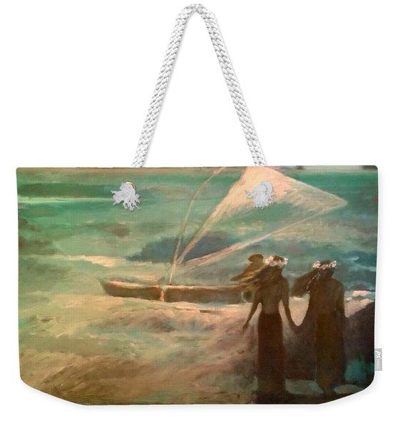 Vento Alle Hawaii Weekender Tote Bag