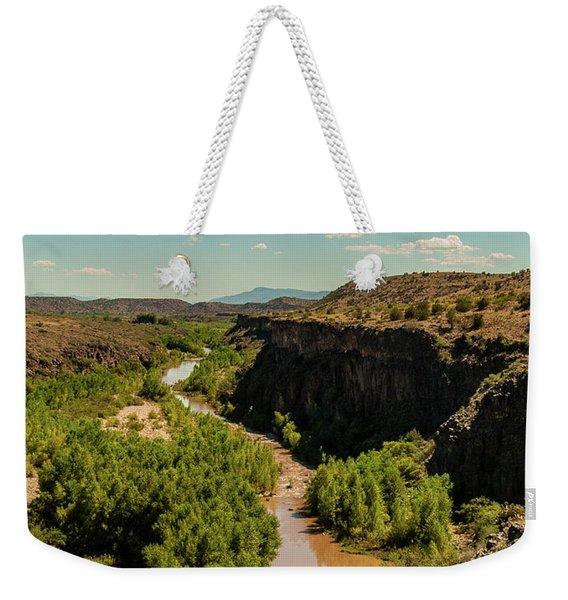 Verde Valley  Arizona Weekender Tote Bag