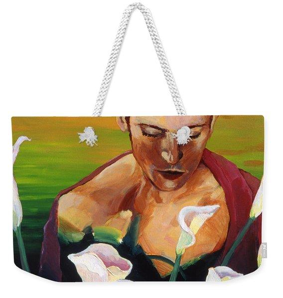 Vergil's Dawn Weekender Tote Bag