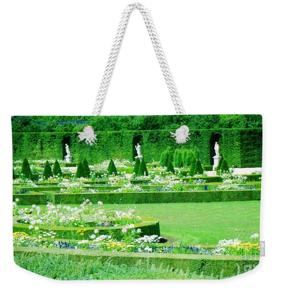 Versailles Pathways Weekender Tote Bag