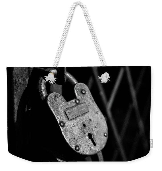 Very Secure Weekender Tote Bag