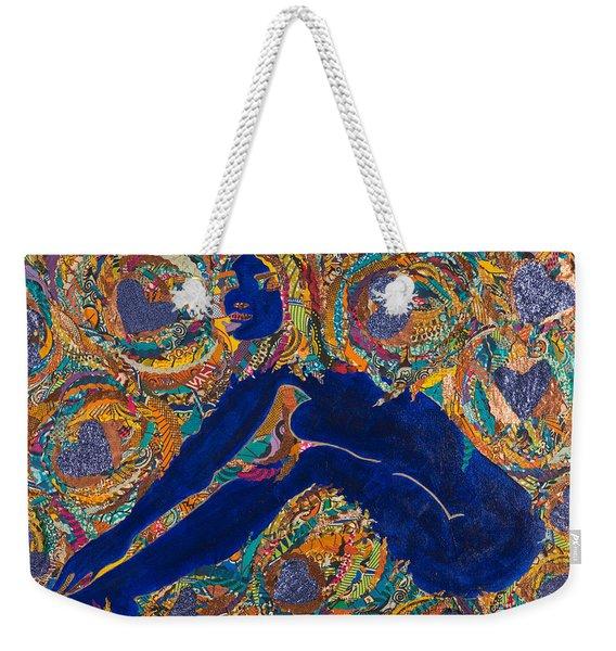 Vesica  Pisces Weekender Tote Bag
