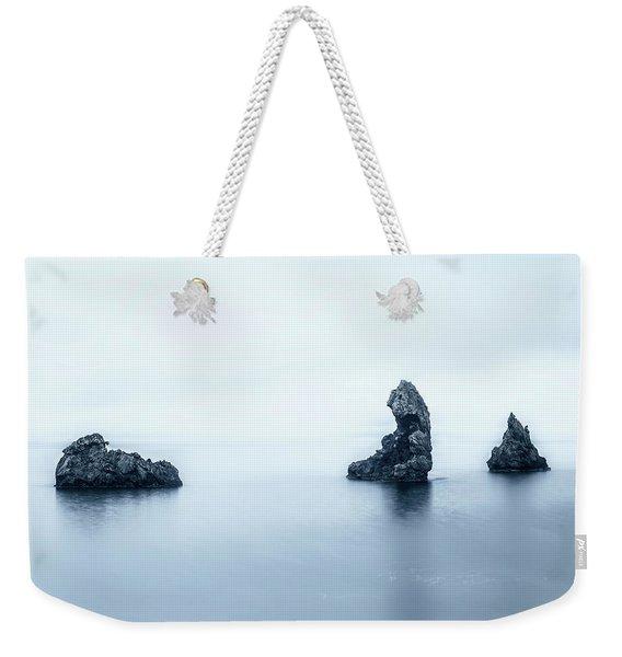 Vestmannaeyjar - Iceland Weekender Tote Bag