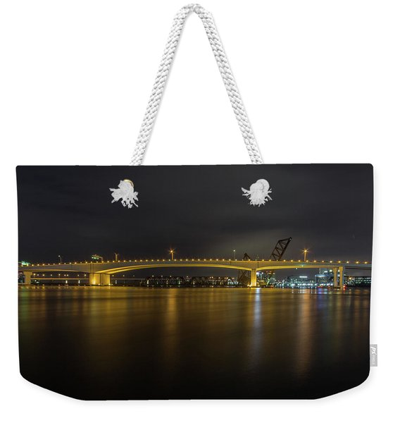 Viaduct Weekender Tote Bag