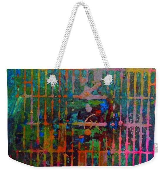 Vibes Weekender Tote Bag