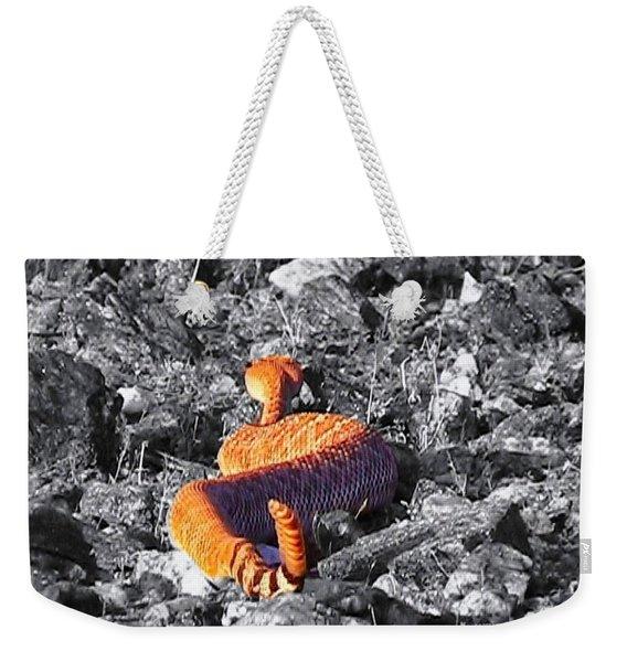 Vibora Weekender Tote Bag