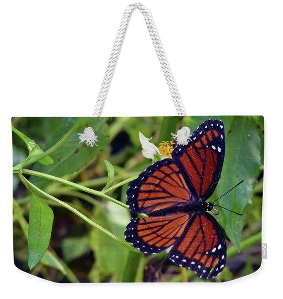 Viceroy Butterfly Weekender Tote Bag