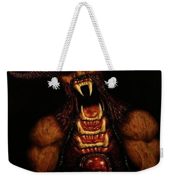 Vicious - Artwork Weekender Tote Bag