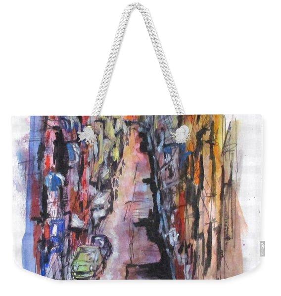 Vicolo De Napoli Weekender Tote Bag