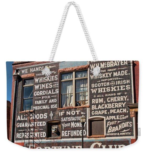 Victor Fortune Club Weekender Tote Bag