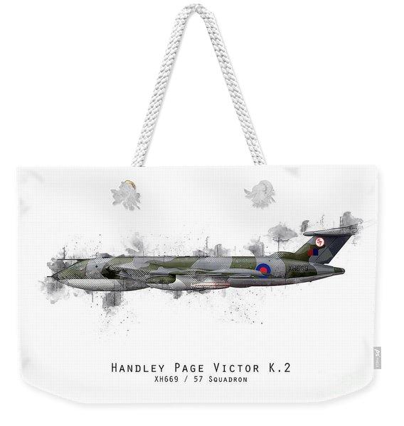 Victor Sketch - Xh669 Weekender Tote Bag
