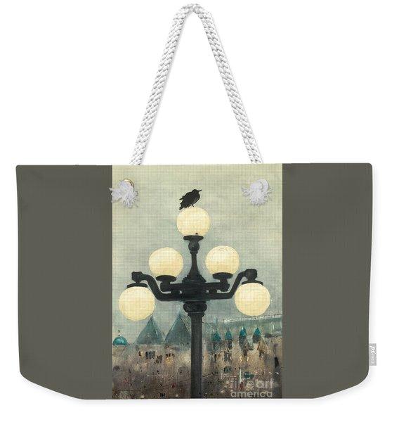Victoria Evening Weekender Tote Bag