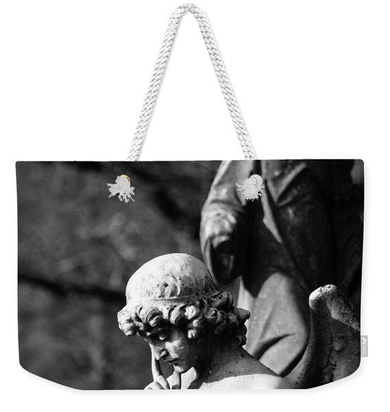 Victorian Angels Weekender Tote Bag