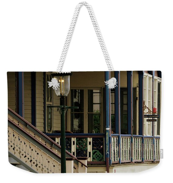 Victorian Cape May Weekender Tote Bag