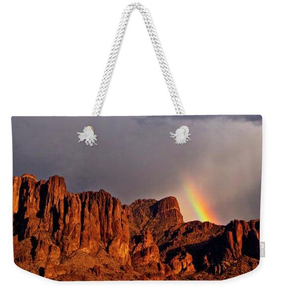 Victory In The Storm Weekender Tote Bag