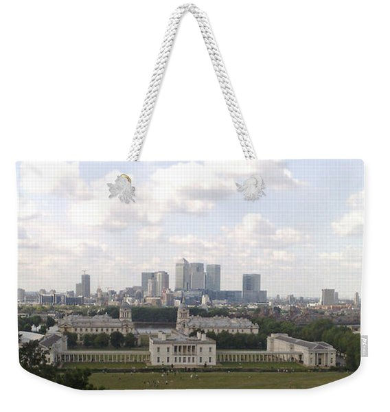 View From Greenwich 1 Weekender Tote Bag