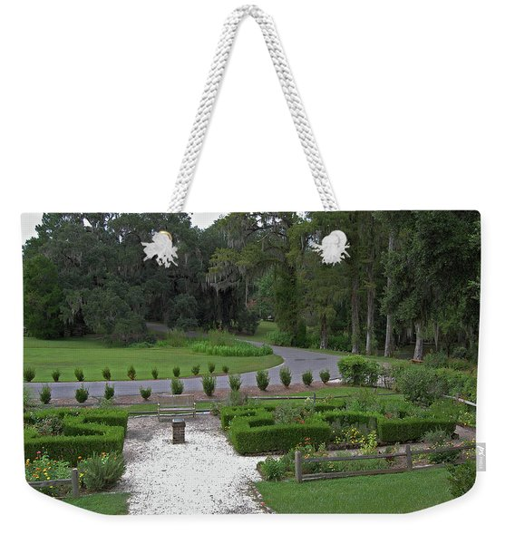 View From The Porch Weekender Tote Bag