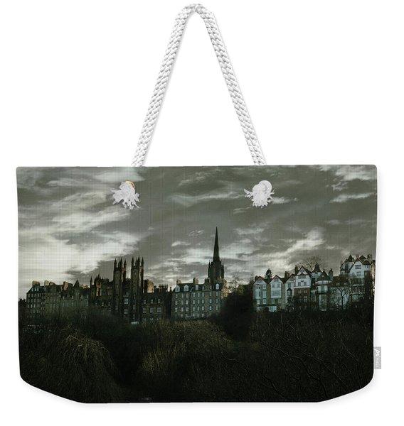 view of Edinburgh II Weekender Tote Bag