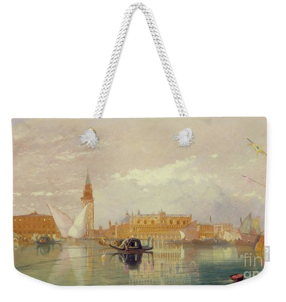 View Of Venice, 1867 Weekender Tote Bag