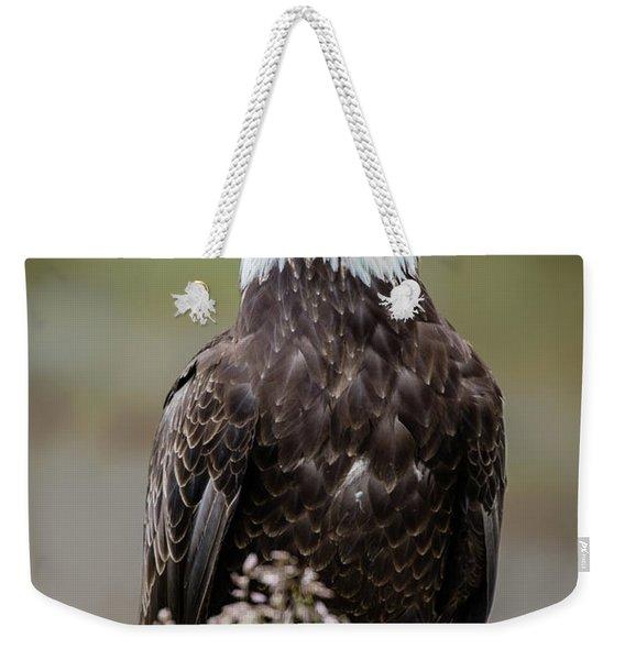 Vigilance Weekender Tote Bag