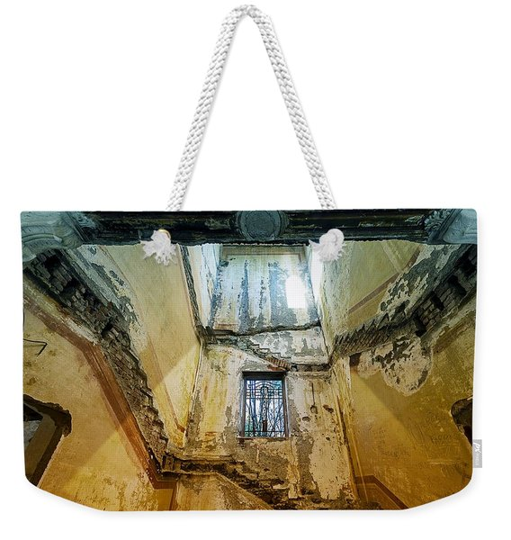 Villa Giallo Atmosfera Escher I - Escher Atmosphere I Weekender Tote Bag