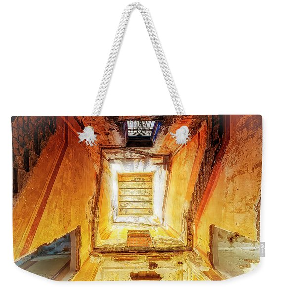 Villa Giallo Atmosfera Escher II - Escher Atmosphere II Weekender Tote Bag