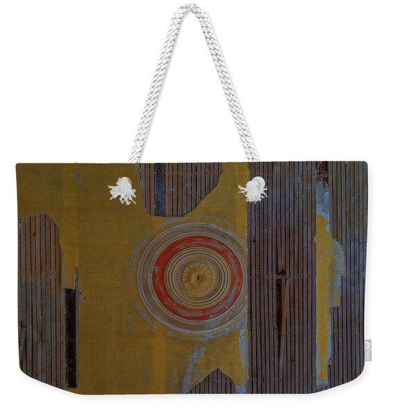 Villa Giallo Atmosfera Grafica I - Graphic Atmosphere I Weekender Tote Bag