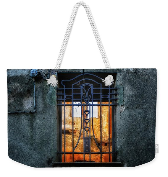 Villa Giallo Atmosfera Grafica II - Graphic Atmosphere II Weekender Tote Bag