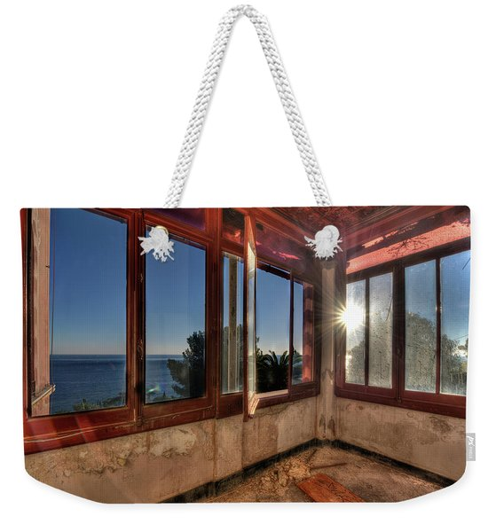 Villa Of Windows On The Sea - Villa Delle Finestre Sul Mare IIi Weekender Tote Bag