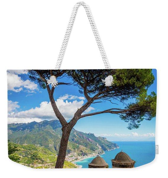 Villa Rufolo Belvedere Weekender Tote Bag