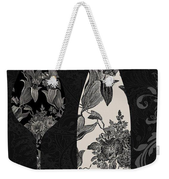 Vin Elegant Weekender Tote Bag