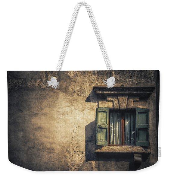 Vintage Frame Weekender Tote Bag