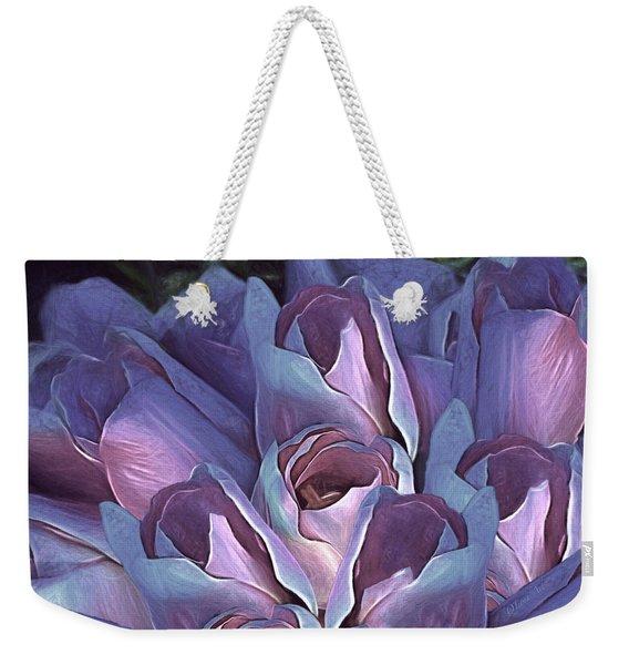 Vintage Still Life Bouquet - 2 Weekender Tote Bag